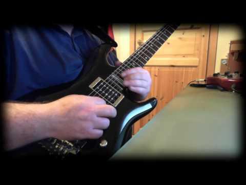 Joe Satriani - Mountain Song (cover)