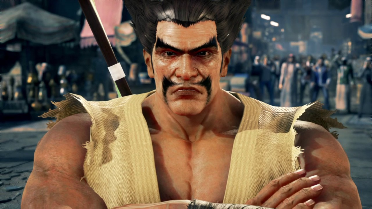 Tekken 7 Ps4 Young Heihachi Arcade Battle