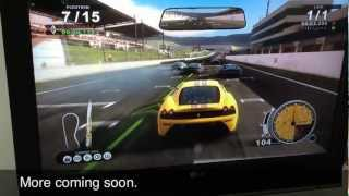 Test Drive: Ferrari Racing Legends Teaser Gameplay