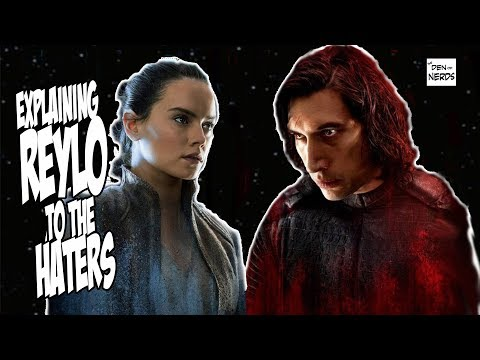 Reylo Theory Explained To The Haters   Why Rey And Kylo Ren Together Makes Sense