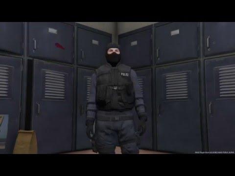 GTA 5 Mods - играем за полицию