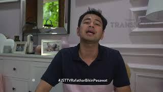 JANJI SUCI - Rafathar Bikin Pesawat Bareng Papa (25/11/18) Part 2