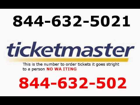 Ticketmaster phone number no waiting order costumer - Chrysler corporate office phone number ...