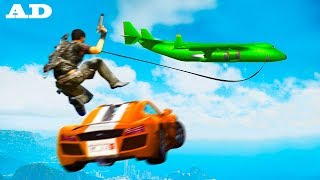 IMPOSSIBLE VEHICLE STUNTS! (Just Cause 4 Funny Moments)