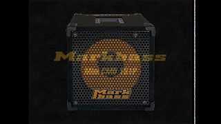 Amplificador Markbass CDM 151P - Informe