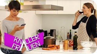 Spaghetti kochen mit Martina