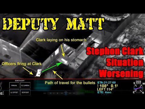 Stephon Clark Situation Worsening In Sacramento