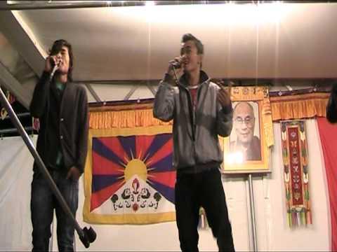 tib tino singing
