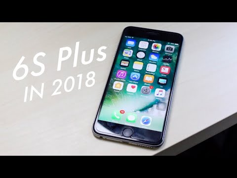 IPHONE 6S PLUS In 2018! (Still Worth It?) (Review)