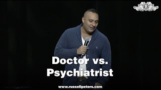 Russell Peters | Doctor vs. Psychiatrist