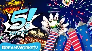 5 Festive Facts About FIREWORKS | 5 FACTS