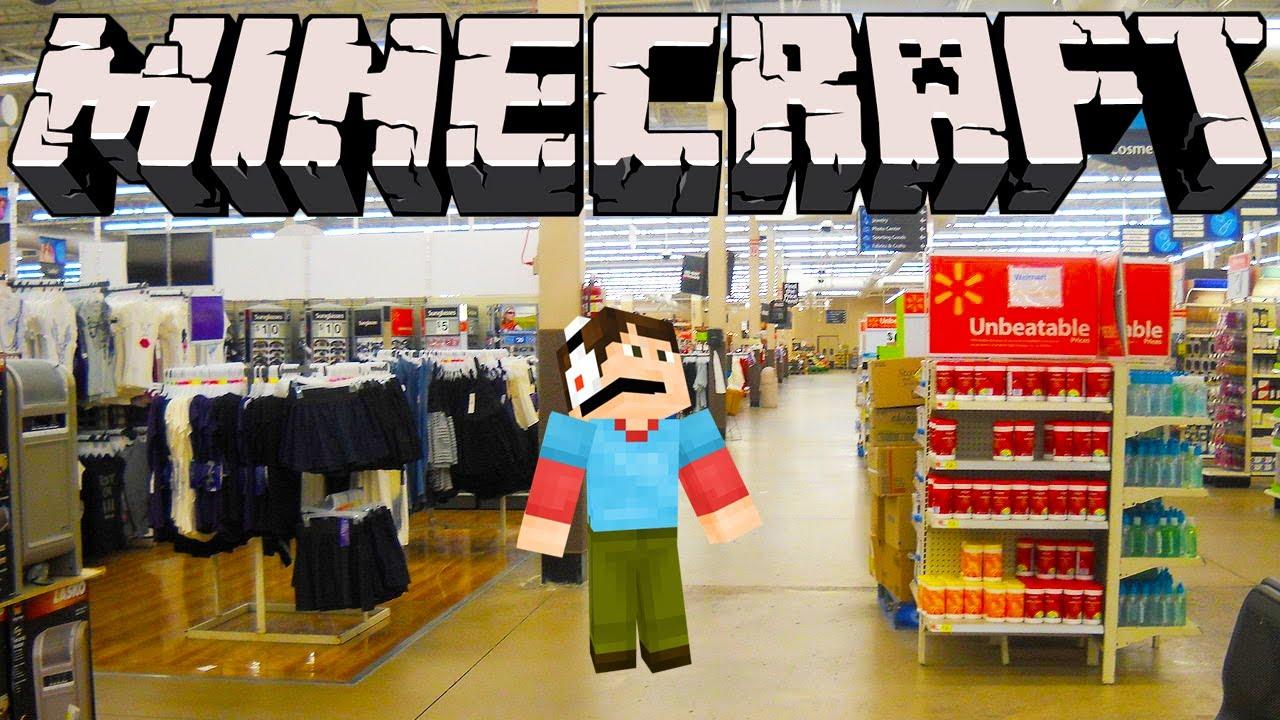 Minecraft - Walmart - YouTube