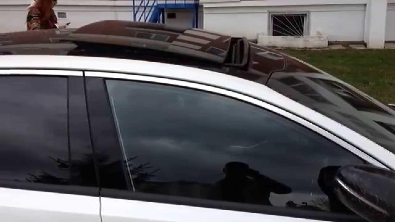 Kia Optima Sunroof Autoclosing