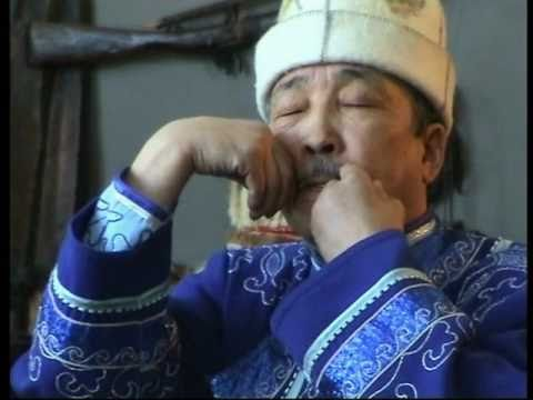Ногон Шумаров - мастер-класс по варгану
