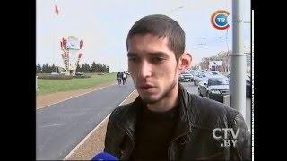 Страшное ДТП в Минске: легковушка вылетела с моста, погиб рабочий — эксклюзивные кадры