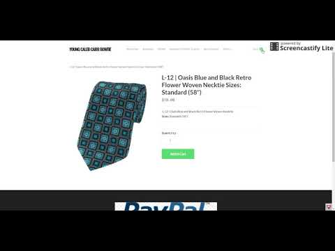 Young Caleb Carr bowtie   Neckties