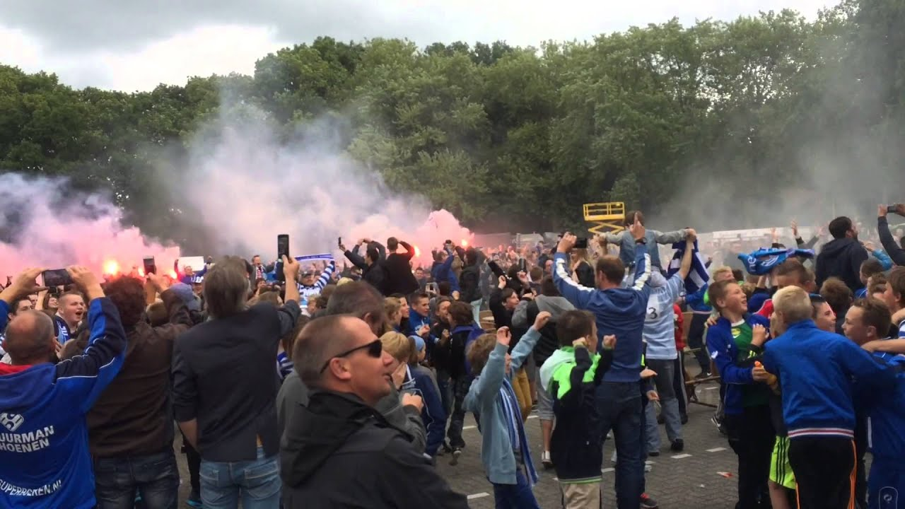 De Graafschap 31-05-2015 Bij Het Stadion De