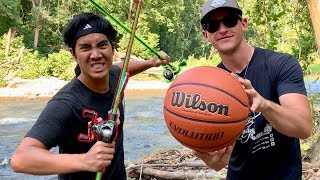 ULTIMATE FISHING SKILL CHALLENGE!!! (Let's Play Fish!)