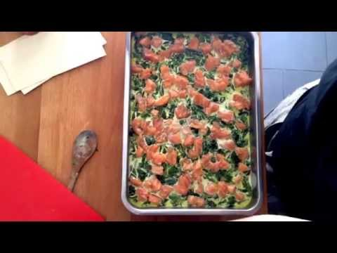 lasagne-aux-épinards-et-aux-saumons./recette-facile-et-rapide