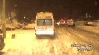 Передел рынка автоперевозок в Мурманске (угрозы водителю)(, 2013-12-01T11:49:06.000Z)