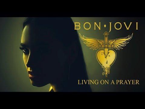 Bon Jovi - Livin' on a Prayer (cover by Sershen&Zaritskaya)