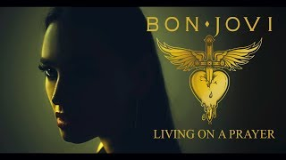 Bon Jovi - Livin' on a Prayer (cover by Sershen&Zaritskaya)