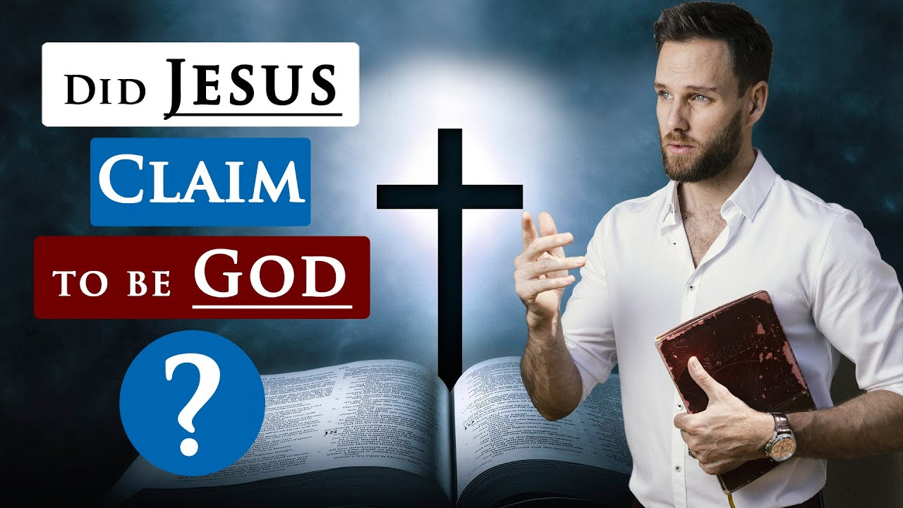Did JESUS CLAIM to be GOD | Bible teaching about JESUS CHRIST ...