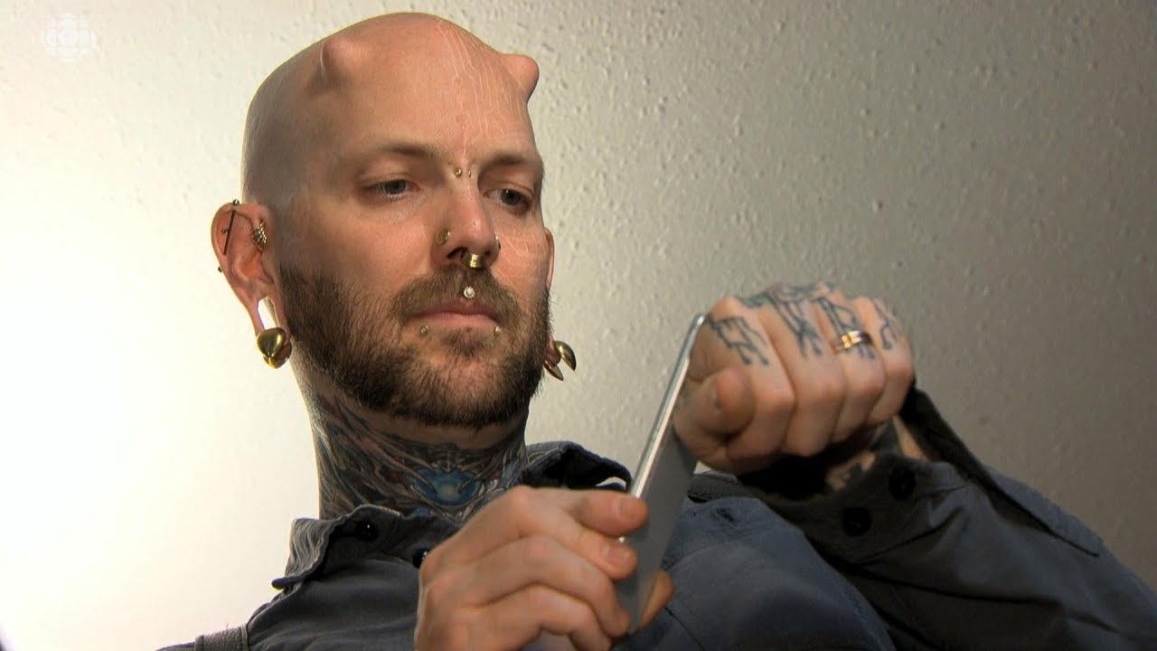 Using body modification to enhance human abilities