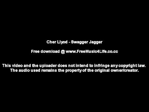 Cher Lloyd - Swagger Jagger (Audio) - Free Download
