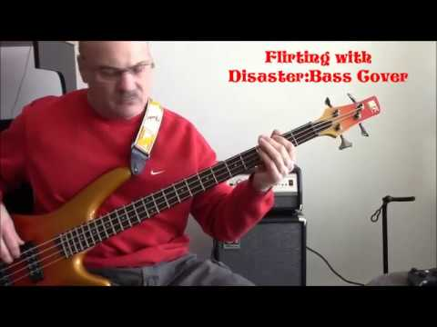 flirting with disaster molly hatchet bass cover video youtube videos