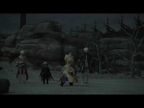 Let's Play FFXIV Stormblood [04] In Crimson it Began