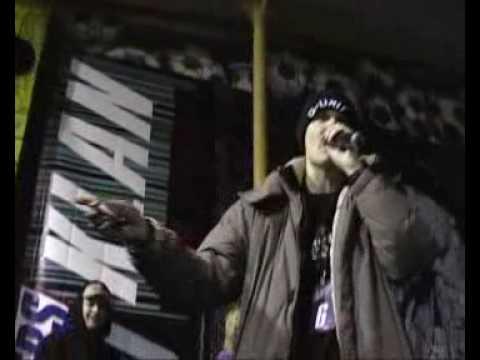 Noize MC... Старый баттл на сникерс урбании