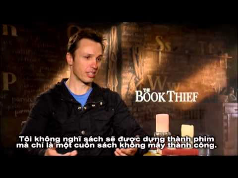 THE BOOK THIEF interview với tác giả Markus Zusak
