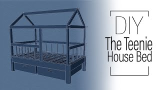 How To Make A Tiny House Bed