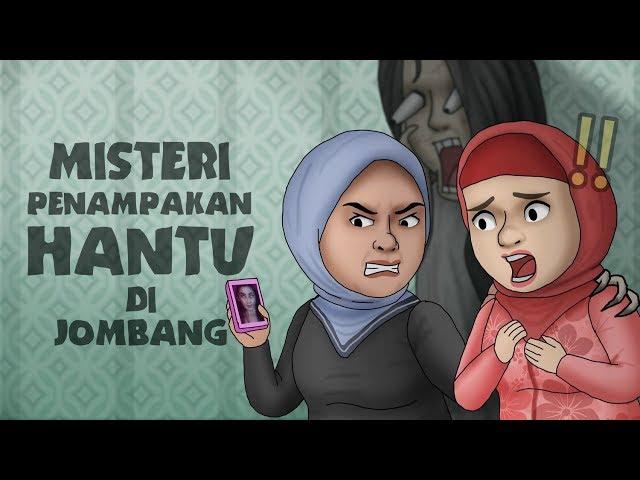 Misteri Penampakan Hantu di Jombang - Kartun Hantu, Animasi Kartun Lucu | Rizky Riplay