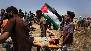 Palestinians killed as US opens embassy in Jerusalem