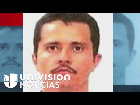 Audio entre el líder del cártel de Jalisco Nueva Generación y jefe policial