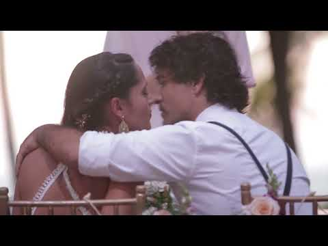 VIDEO TRAILER WEDDING AT CARTAGENA-COLOMBIA JULY & MIGUE @ HOTEL LAS AMERICAS-VIDEO DRONE