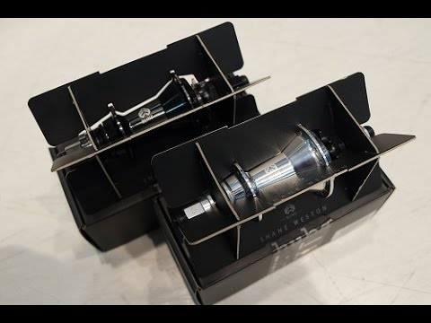 Eclat Spring and Pawl Set For Kolibri Cassette Hub