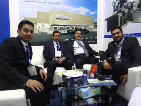 World Tobacco Exhibition 2014, Dubai - United Arab Emirates