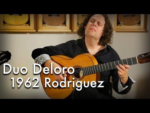 Duo Deloro - Dahab (1962 Miguel Rodriguez)