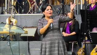 Ruth Alfaro Testimonio en vivo.
