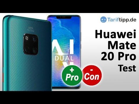 Huawei Mate 20 Pro   Test deutsch