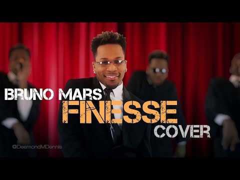 Bruno Mars - Finesse (Desmond Dennis Cover)