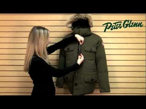 canada goose selkirk down parka review