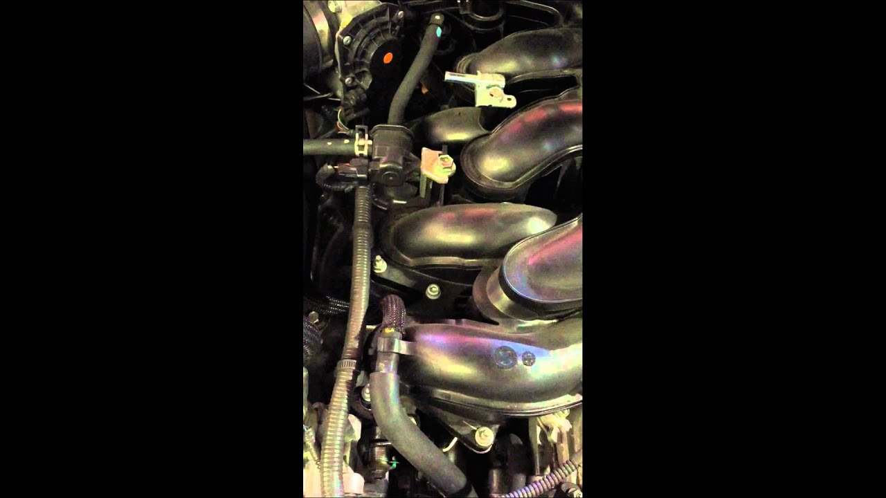 Lexus IS250 Engine noise