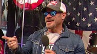 Phil Vassar talks supporting the military with the USO