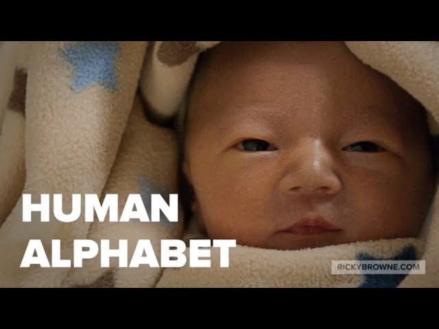 Learn about all the different types of humans - The Human Alphabet