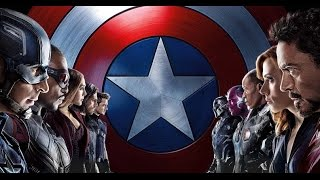 Capitão América: Guerra Civil (Captain America: Civil War, 2016) - Análise Completa HD