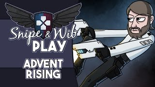 Snipe and Wib Play: Advent Rising